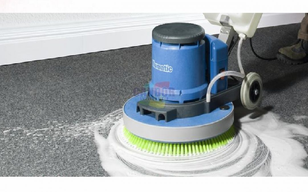 Single Disc Floor Cleaning Machines – The Benefits